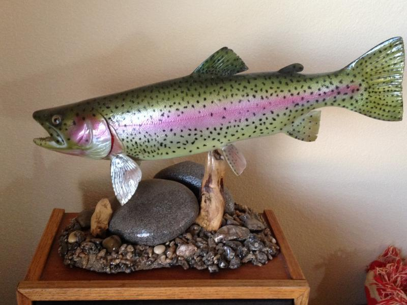 fish table mount